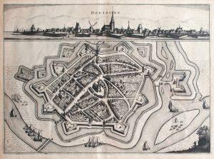 Kaart Doesburg