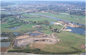 Steenfabrieken in Westervoort