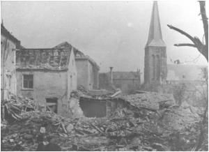 Tweede Wereldoorlog in Zevenaar