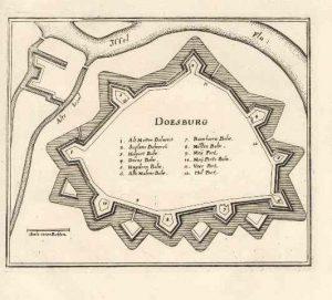 vestingwerken Doesburg