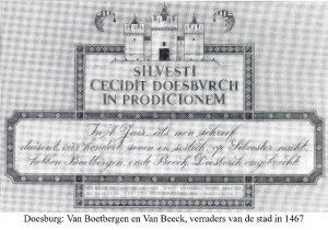Verraad van Doesburg