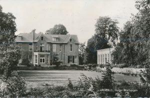 Huis Wielbergen te Angerlo